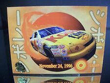 Rare Sterling Marlin #4 Kodak Press Pass 1997 Card #61 November 24, 1996 Japan