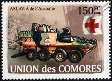 Aslav-a (Luz de Australia vehículo acorazado) Sello de coche ambulancia militar
