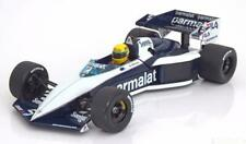 1:18 Minichamps Brabham BMW BT52B Test Car Paul Ricard Senna 1983