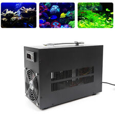 Aquarium Water Cooler Thermostat Chiller Refrigerator for 60L 15 Gallons Tank