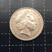 2001 AUSTRALIAN 20 CENT COIN