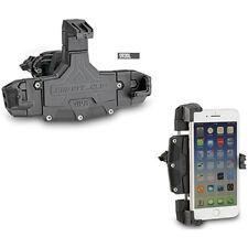 GIVI S920L UNIVERSAL SMART CLIP PHONE HOLDER MOTORCYCLE MOBILE COMMUNICATION