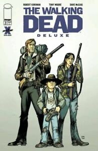 The Walking Dead Deluxe #3 Cover B Moore & McCaig