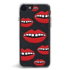 Zero Gravity Apple iPhone 7/8 Hello Phone Case - Embroidered Pop Art Design