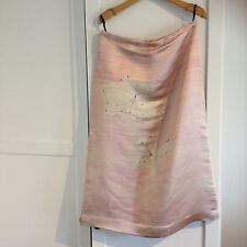 FCUK French Connection Silk skirt size 8 excellent condition