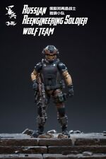 JOY TOY : Russian Reengineering Lonewolf Soldier Victor 1:18 Scale Action Figure