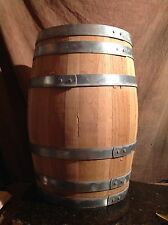 Vintage OAK/ WOOD BARREL KEG CASK whisky Whiskey or wine 1gal 3 Gal 5 Gal