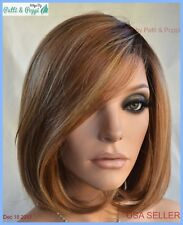 HAUTE SMART LACE FRONT MONOPART WIG RENAU *Salted Caramel  Rebate W/purchase