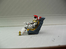 1/48 FIGURE ASSEMBLED AND PAINTED MACROSS - VF-1S VALKYRIE PILOT, HIKARU ICHIJO,