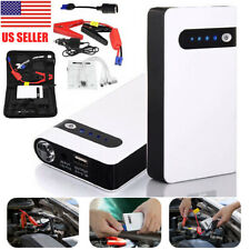 12V Car Jump Starter Booster 20000mAh Auto Jumper Battery Usb Power Bank Charger