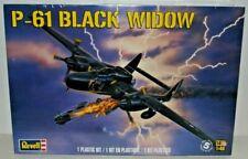 Revell P-61 Black Widow Plastic Model Kit Sealed