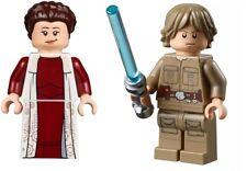 LEGO STAR WARS MINIFIGURE PRINCESS LEIA LUKE SKYWALKER 75222 CLOUD CITY BESPIN