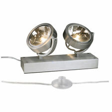 Lámparas de interior hasta 20cm de aluminio