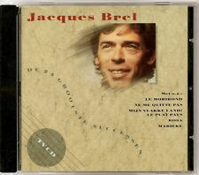 JACQUES BREL De 21 Grootste Successen 1988 CD WEST GERMANY HOLLAND