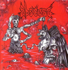 ABSCESS-THIRST FOR BLOOD, HUNGER FOR FLESH-CD-autopsy-the ravenous-death
