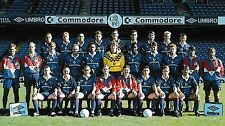 Chelsea Football Team FOTO STAGIONE 1991-92