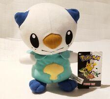 Oshawott Starter Pokemon Black And White 19cm NEW