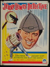 It's Only Money (1962) Belgian JERRY LEWIS