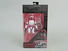 "Star Wars The Black Series IMPERIAL SHOCK TROOPER  6"" Action Figure #w3"