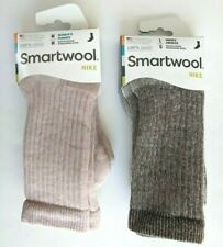 Smartwool Adults Hike Crew Socks Merino Wool Unisex Large or Women Medium USA