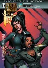 Executive Assistant: Iris (Vol. 3) #4A VF; Aspen | save on shipping - details in
