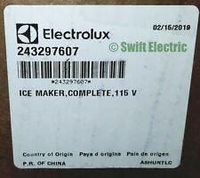 Frigidaire Refrigerator Ice Maker (New) 243297607 (Free Shipping)