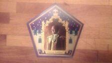 Gilderoy Lockhart Chocolate frog card Harry Potter WILL MEET OR BEAT COMPETITORS