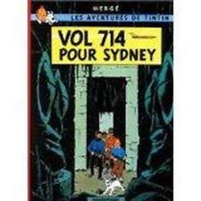 les aventures de Tintin T.22   vol 714 pour Sydney Herge Neuf Livre