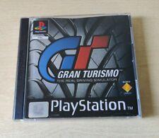 SONY PS1 GRAN TURISMO 1 PLAYSTATION 1 ITALIANO COMPLETO SCATOLA NUOVA