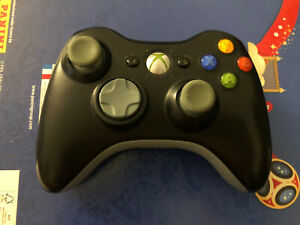 Manette Xbox 360 Sans Fil  Officielle