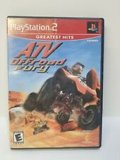 ATV Offroad Fury (Greatest Hits) - Playstation 2 PS2 Game