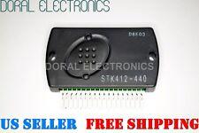 STK412-440 Sanyo Original Free Shipping US SELLER Integrated Circuit IC