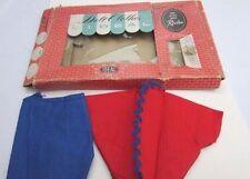 Little Miss Revlon Playsuit Short Set in Original Box #9215 Rare 1957 Vintage