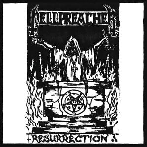 Hellpreacher - Resurrection, 1986 (USA), EP