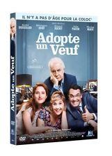"""DVD """"Adopte un veuf """" André Dussollier   NEUF SOUS BLISTER"""