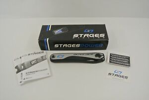 Stages Cycling Power Meter Model #SPM1 Dura-Ace Shimano Bluetooth Smart Open Box