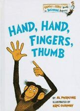 Hand, Hand, Fingers, Thumb (Bright & Early Books) by Al Perkins