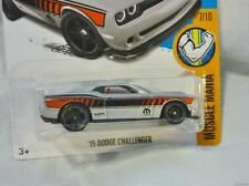 2015 Dodge Challenger 1/64 Scale Model from Muscle Mania by Hot Wheels