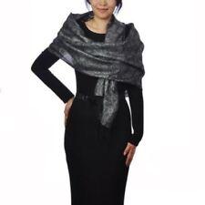 Sciarpe, foulard e scialli da donna in argento in poliestere