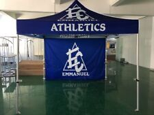custom print marquee / tent / to suit oztrail 3m x 3m - canopy only