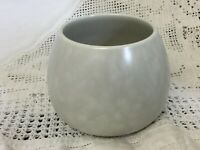"VINTAGE 1960'S POOLE POTTERY ""Gull Grey"" SUGAR BOWL SEAGULL"