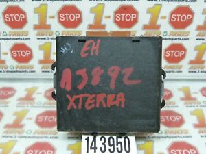 02 03 2003 NISSAN XTERRA FRONTIER 6CYL CRUISE CONTROL MODULE 18930-9Z700 OEM