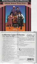 CD--CALIFORNIA CAJUN ORCHESTRA   --NONC ADAM  STEP