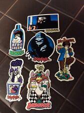 Nos Vintage Birdhouse Skateboard Stickers lot