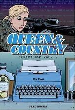 Queen & Country Scriptbook Volume 1-ExLibrary