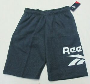 "Reebok Low Kick Fleece Athletic Slim 11"" Fit Men's Shorts Size M"