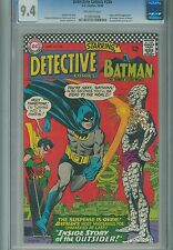 CGC (D.C) DETECTIVE COMICS #356 NM 9.4 1966 BATMAN