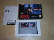 Nosferatu neuf dans sa boîte Super Nintendo