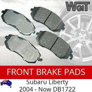 Front Brake Pads For Subaru - LIBERTY FORESTER OUTBACK 2003 - 2006 BL BL5