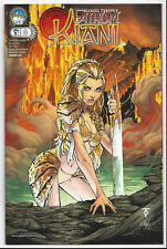 FATHOM KIANI #0A VOLUME 1 (2007) NEAR MINT+ 9.6 MICHAEL TURNER